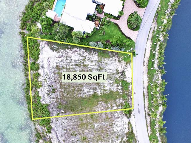 62 Cannon Royal Drive, Shark Key, FL 33040 (MLS #585943) :: Coastal Collection Real Estate Inc.