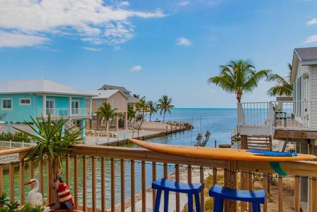 1240 91st Court Ocean, Marathon, FL 33050 (MLS #590547) :: Born to Sell the Keys