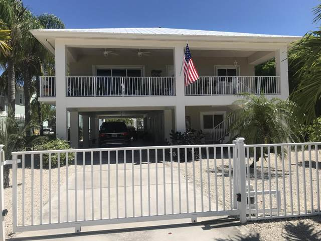 174 Marina Avenue, Key Largo, FL 33037 (MLS #590842) :: Coastal Collection Real Estate Inc.