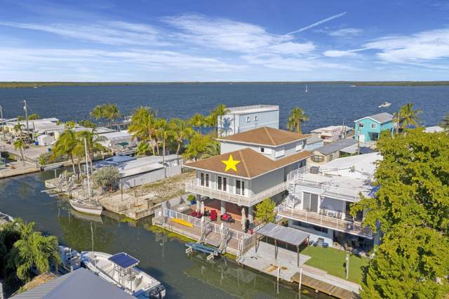 32 Avenue E, Key Largo, FL 33037 (MLS #593258) :: Brenda Donnelly Group
