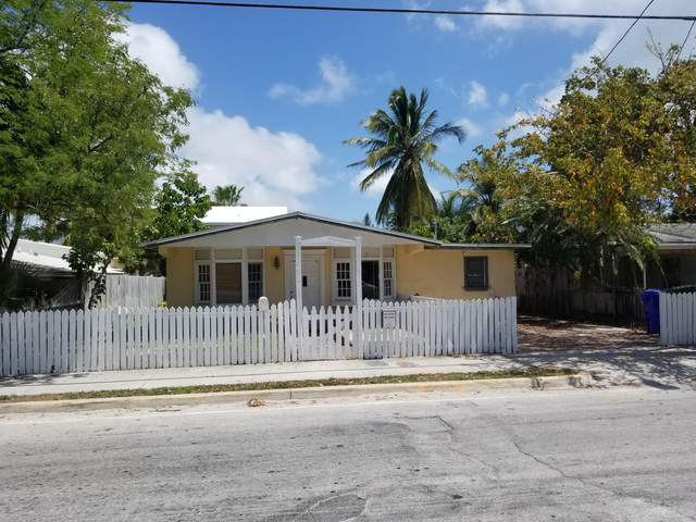1707 Bertha Street, Key West, FL 33040 (MLS #594544) :: Key West Luxury Real Estate Inc