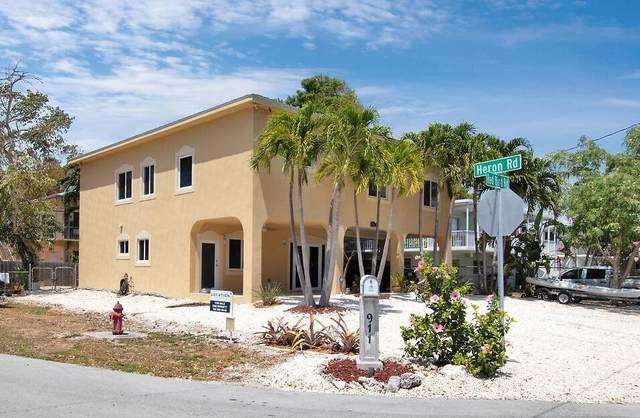 911 Red Bird Road, Key Largo, FL 33037 (MLS #595466) :: Brenda Donnelly Group