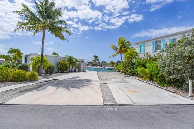 701 Spanish Main Drive #358, Cudjoe Key, FL 33042 (MLS #595788) :: Key West Luxury Real Estate Inc