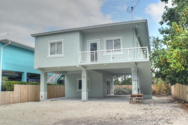 22 Tarpon Avenue, Key Largo, FL 33037 (MLS #579410) :: Key West Luxury Real Estate Inc