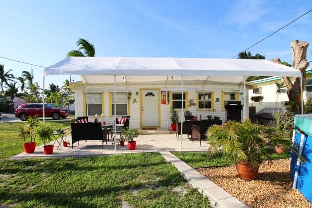 402 46Th Street Gulf Street, Marathon, FL 33050 (MLS #580141) :: Key West Luxury Real Estate Inc