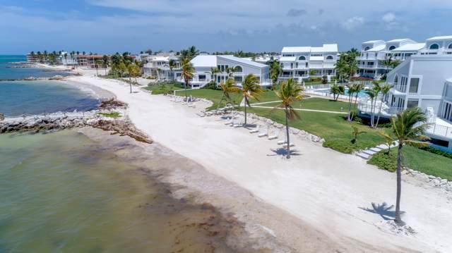799 W Ocean Drive #104, Key Colony, FL 33051 (MLS #586196) :: Coastal Collection Real Estate Inc.