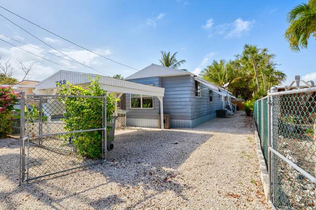758 Largo Road, Key Largo, FL 33037 (MLS #589765) :: Brenda Donnelly Group
