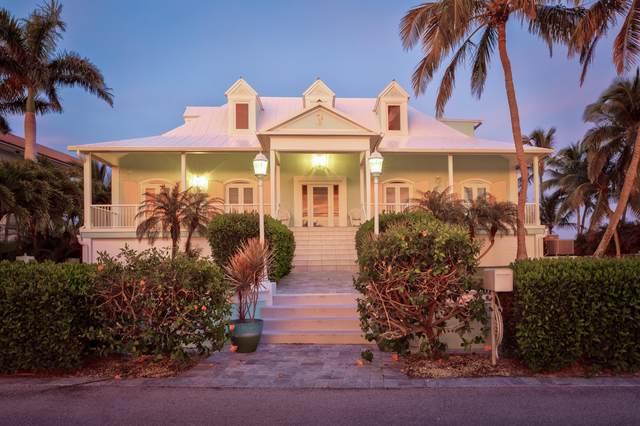 552 Ocean Cay, Key Largo, FL 33037 (MLS #591919) :: Born to Sell the Keys