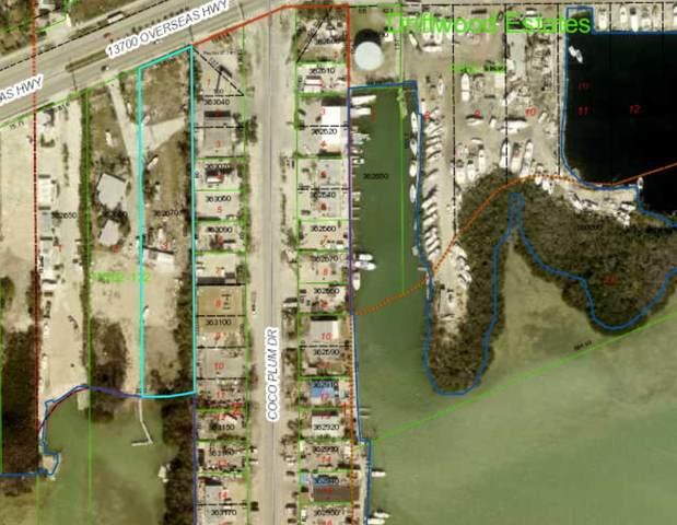 13759 Overseas Highway, Marathon, FL 33050 (MLS #592700) :: Coastal Collection Real Estate Inc.