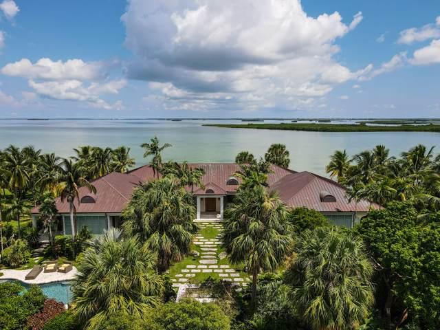 81 Cannon Royal Drive, Shark Key, FL 33040 (MLS #578510) :: Jimmy Lane Home Team