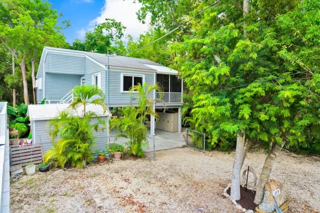 239 Lignumvitae Drive, Key Largo, FL 33037 (MLS #596434) :: Key West Luxury Real Estate Inc