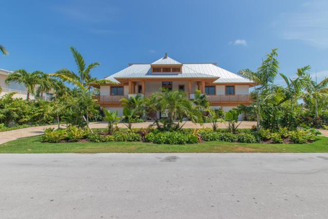 144 Bayview Drive, Lower Matecumbe, FL 33036 (MLS #573791) :: Key West Luxury Real Estate Inc