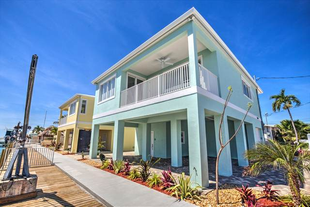 11281 2nd Ave Ocean, Marathon, FL 33050 (MLS #585498) :: Born to Sell the Keys