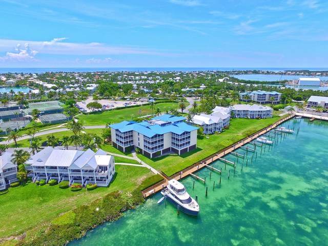 4301 Marina Villas Drive #4301, Duck Key, FL 33050 (MLS #586828) :: KeyIsle Realty