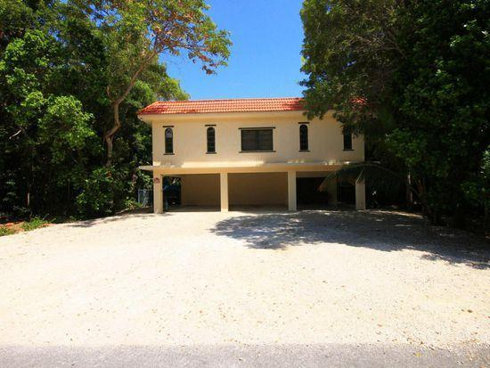 126 Pueblo Street, Plantation Key, FL 33070 (MLS #579271) :: Brenda Donnelly Group