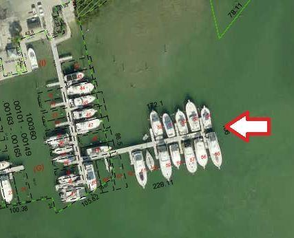 12399 Overseas Highway Slip 55, Marathon, FL 33050 (MLS #579798) :: Jimmy Lane Real Estate Team
