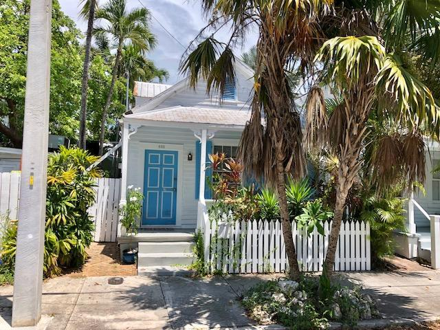 605 Margaret Street, Key West, FL 33040 (MLS #581889) :: Brenda Donnelly Group