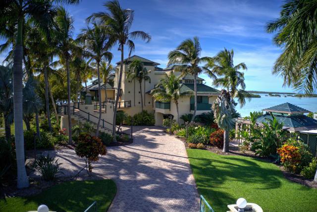 34 Cannon Royal Drive, Shark Key, FL 33040 (MLS #584347) :: Jimmy Lane Real Estate Team