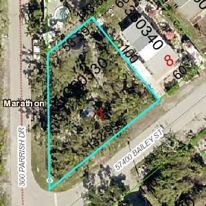 Corner Of Bailey Street, Marathon, FL 33050 (MLS #584860) :: Doug Mayberry Real Estate