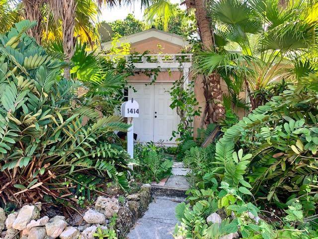 1414 Leon Street, Key West, FL 33040 (MLS #587332) :: Key West Luxury Real Estate Inc