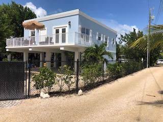 1007 Snapper Lane, Key Largo, FL 33037 (MLS #587699) :: Key West Luxury Real Estate Inc
