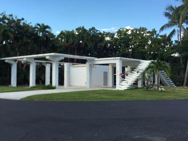 813 N Topaz Avenue, Key Largo, FL 33037 (MLS #587892) :: Key West Luxury Real Estate Inc
