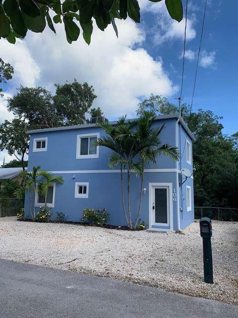 106 Hibiscus Drive, Key Largo, FL 33037 (MLS #588256) :: Key West Luxury Real Estate Inc