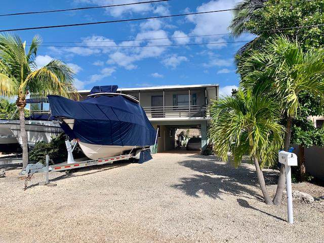 136 Marina Avenue East, Key Largo, FL 33037 (MLS #588285) :: Key West Luxury Real Estate Inc