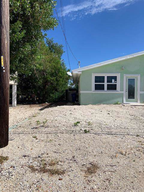1667 Narcissus Avenue, Big Pine Key, FL 33043 (MLS #588323) :: Key West Luxury Real Estate Inc