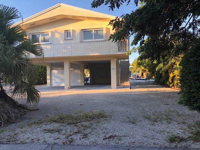 110 Spoonbill Road, Plantation Key, FL 33070 (MLS #588458) :: Key West Luxury Real Estate Inc