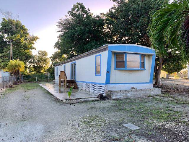 31 Freedom Lane, Big Pine Key, FL 33043 (MLS #589078) :: KeyIsle Realty