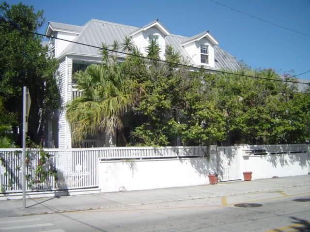 703 Eaton Street #1, Key West, FL 33040 (MLS #589192) :: Cory Held & Jeffrey Grosky | Preferred Properties Key West