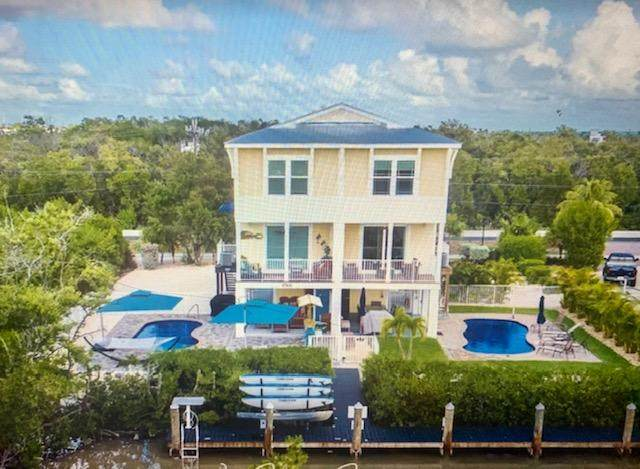 201 Sombrero Beach Road #1, Marathon, FL 33050 (MLS #590374) :: Born to Sell the Keys