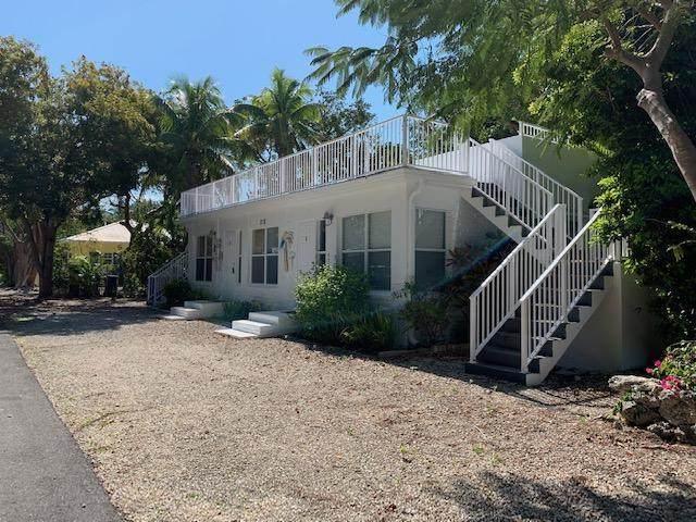 218 Gulf Street, Upper Matecumbe Key Islamorada, FL 33036 (MLS #590456) :: Brenda Donnelly Group
