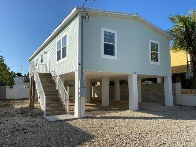 314 Avenue D, Big Coppitt, FL 33040 (MLS #590530) :: Key West Vacation Properties & Realty
