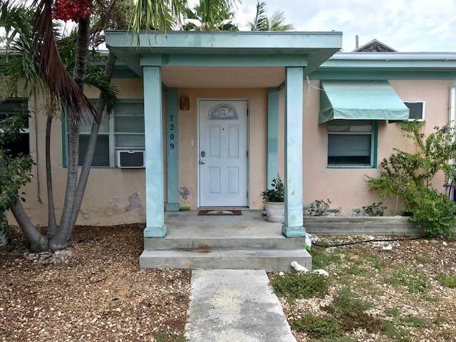 1209 1St Street, Key West, FL 33040 (MLS #590702) :: Born to Sell the Keys