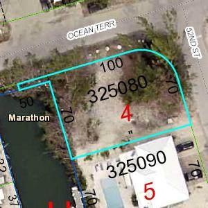 52nd St Ocean, Marathon, FL 33050 (MLS #590757) :: Born to Sell the Keys