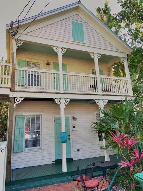 907 White Street #4, Key West, FL 33040 (MLS #590785) :: Coastal Collection Real Estate Inc.
