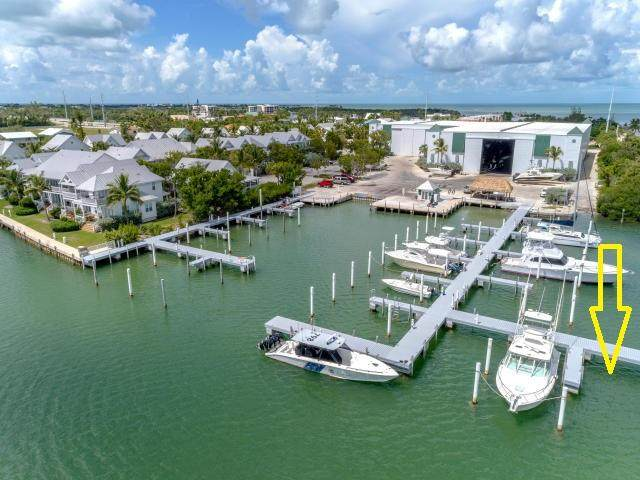 12399 Overseas Highway #63, Marathon, FL 33050 (MLS #591503) :: Jimmy Lane Home Team