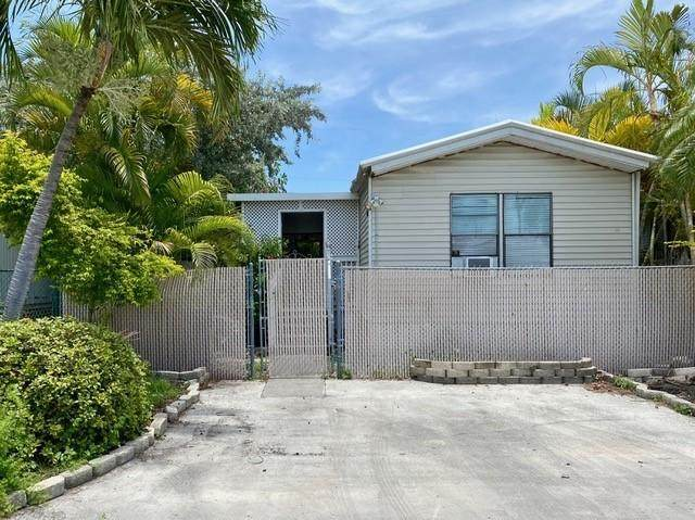 6620 Maloney Avenue #6, Stock Island, FL 33040 (MLS #591560) :: Key West Vacation Properties & Realty