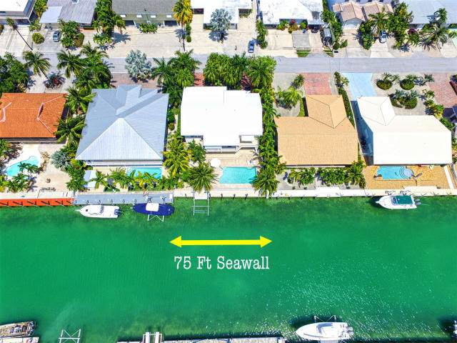 601 11th Street, Key Colony, FL 33051 (MLS #591643) :: KeyIsle Realty