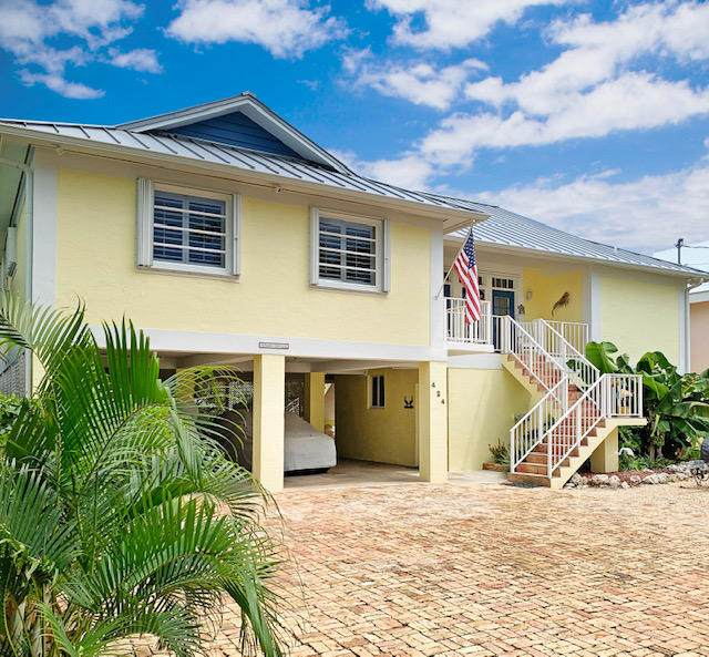424 Laguna Avenue, Key Largo, FL 33037 (MLS #592230) :: Born to Sell the Keys
