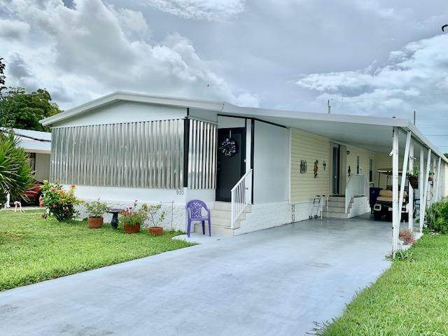910 S Ruby Drive, Key Largo, FL 33037 (MLS #592550) :: Coastal Collection Real Estate Inc.