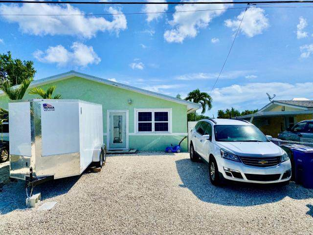 1665 Narcissus Avenue, Big Pine Key, FL 33043 (MLS #593017) :: Key West Luxury Real Estate Inc