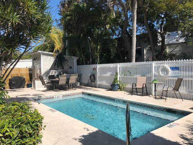 1205 Newton Street #1, Key West, FL 33040 (MLS #593030) :: Key West Luxury Real Estate Inc