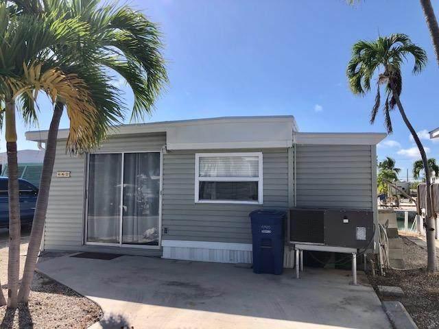 701 Spanish Main Drive #440, Cudjoe Key, FL 33042 (MLS #593517) :: Coastal Collection Real Estate Inc.