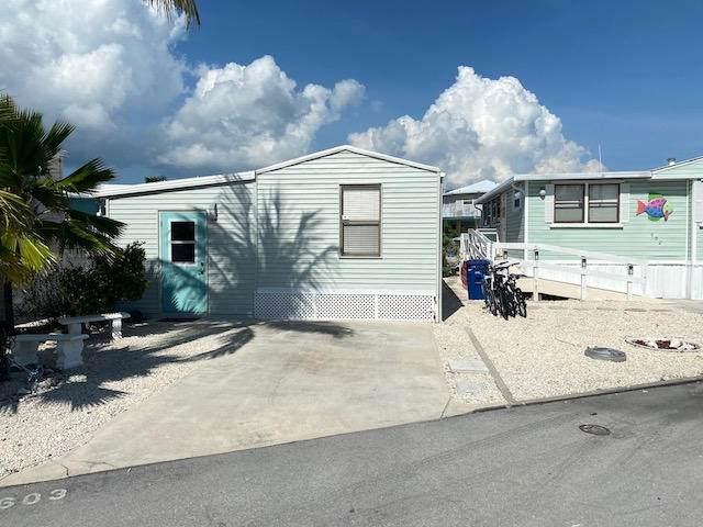 701 Spanish Drive #603, Cudjoe Key, FL 33042 (MLS #593903) :: Brenda Donnelly Group