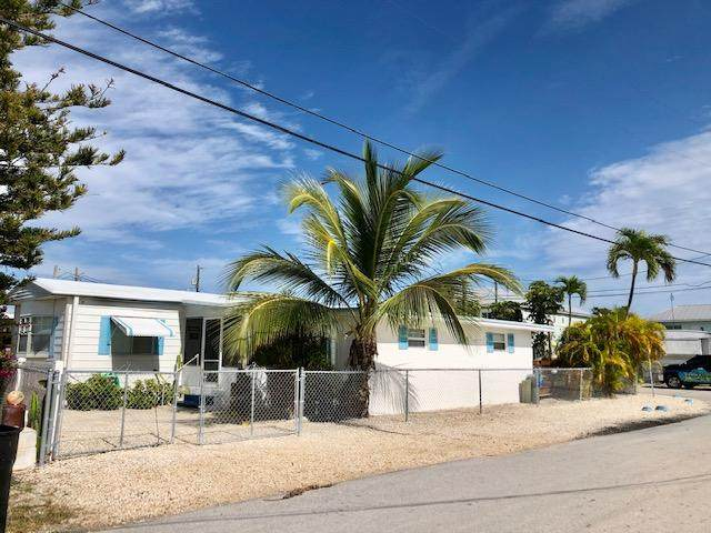 58 Avenue D, Key Largo, FL 33037 (MLS #594193) :: Brenda Donnelly Group
