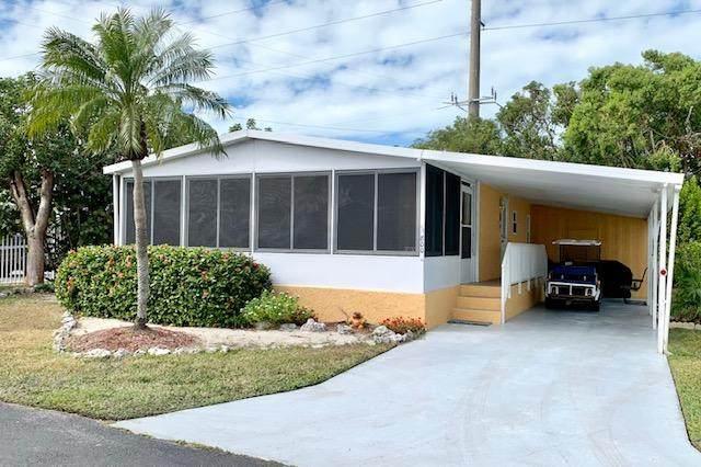 800 N Emerald Drive, Key Largo, FL 33037 (MLS #594292) :: The Mullins Team