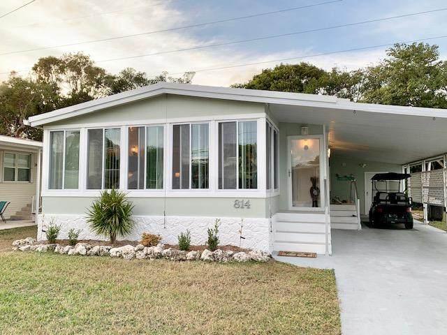 814 S Emerald Drive, Key Largo, FL 33037 (MLS #594350) :: The Mullins Team